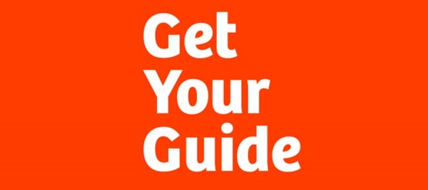 Image result for GetYourGUide logo